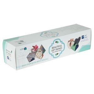 جعبه هدیه اوریگامی کامیکا مدل 970715 بسته 7 عددی