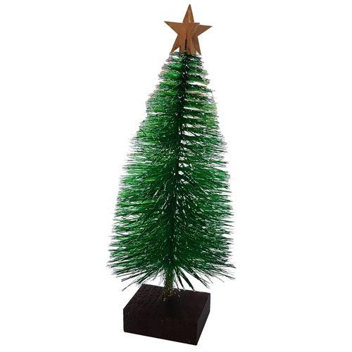 درخت تزیینی کریسمس مدل KB  ارتفاع 25 سانتی متر