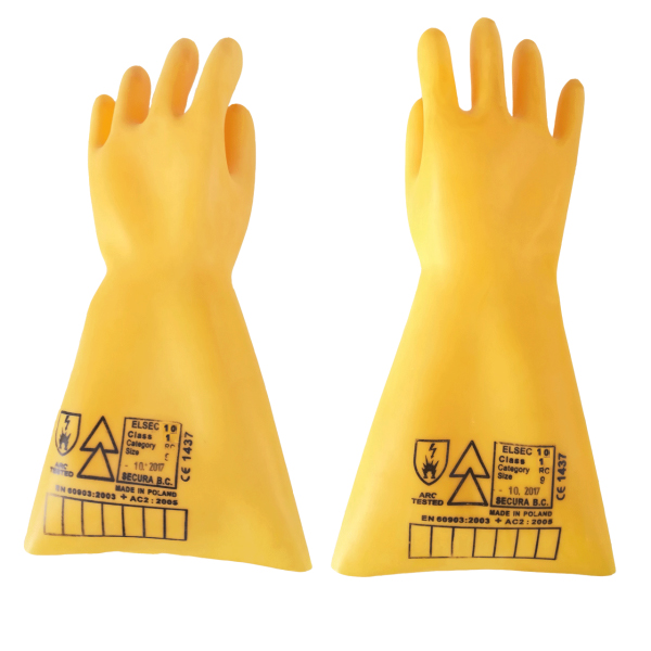 دستکش ایمنی سکورا مدل ELSEC10