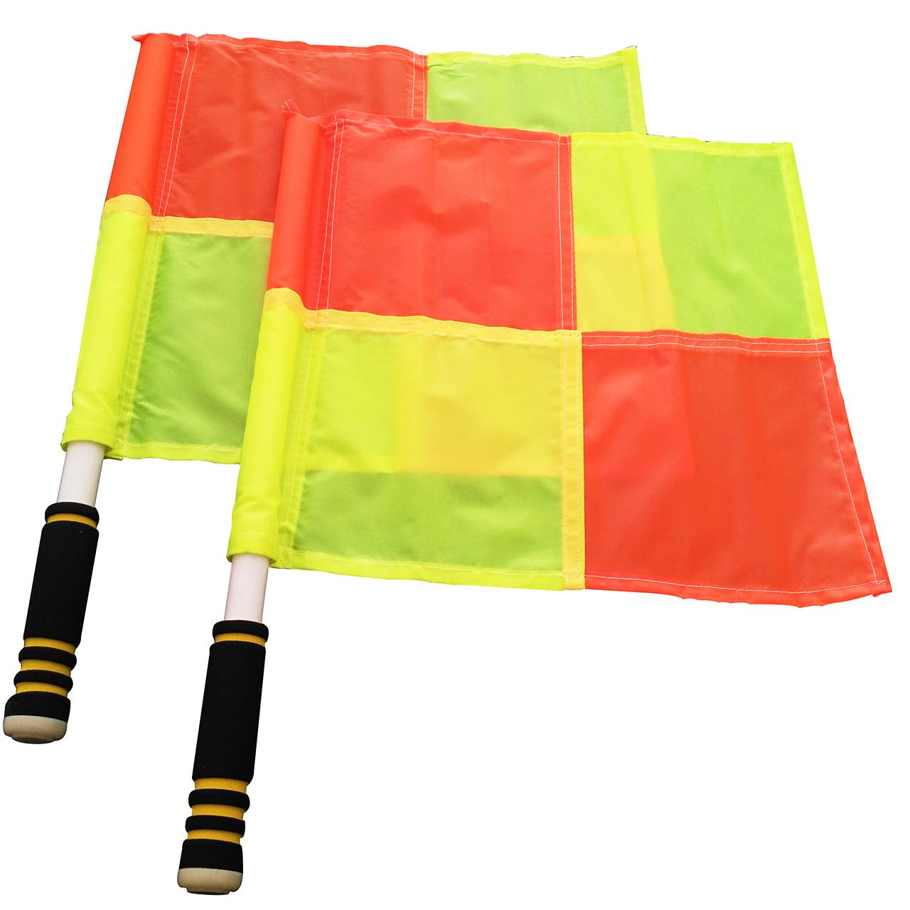 خرید                      پرچم کمک داوری سیما مدل COCCER بسته2عددی