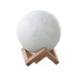 چراغ خواب طرح کره ماه - کد BMK012