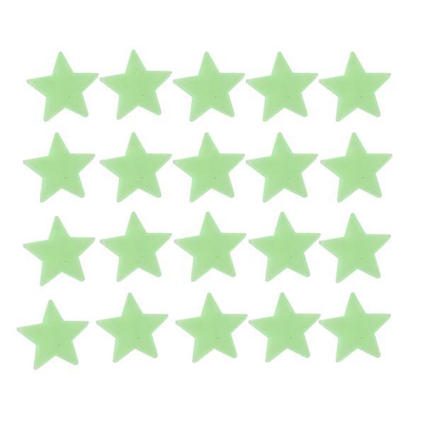 ستاره شب تاب فلورنسنت مدل Green  Natural Light