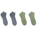 جوراب مردانه نوردای آلمانی آبی سبز کد 394413/1 بسته 4 عددی thumb