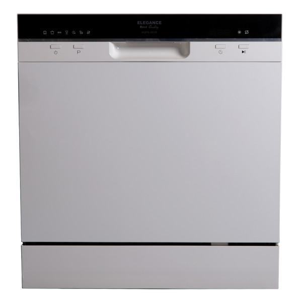 ماشین ظرفشویی الگانس مدل WQP8-3802B مناسب برای 8 نفر