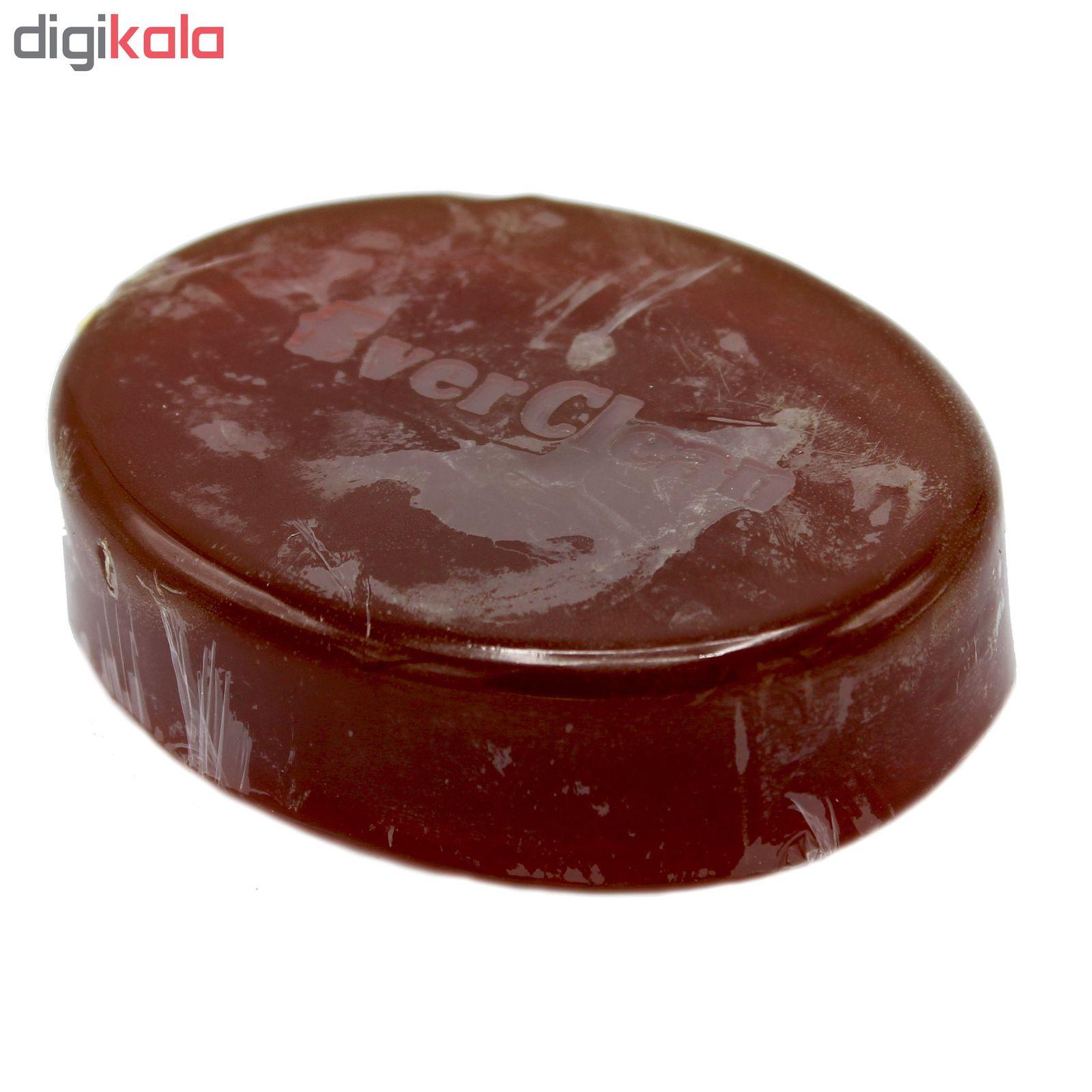 صابون اورکلین شفاف مدل زردچوبه  65 گرم main 1 2