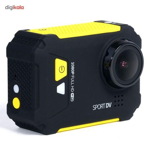 دوربین فیلم برداری ورزشی ریمکس مدل SD-01 Sport