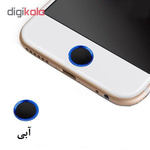 محافظ دکمه هوم مناسب برای گوشی اپل main 1 11
