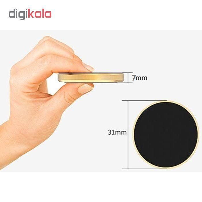 پایه نگه دارنده گوشی موبایل مدل Universal Magnetic Code 2 main 1 2