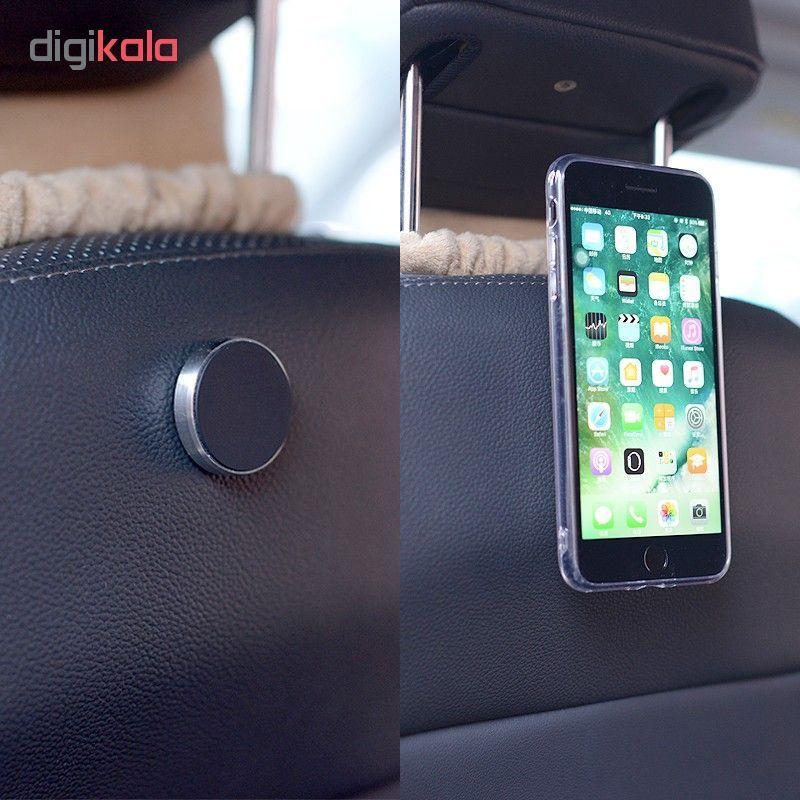 پایه نگه دارنده گوشی موبایل مدل Universal Magnetic Code 2 main 1 4