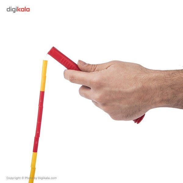 طناب ورزشی تناسب اندام تن زیب مدل Magic main 1 4