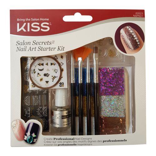مجموعه طراحی ناخن کیس مدل NSPK01
