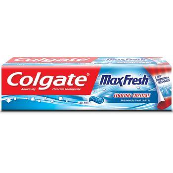 خمیر دندان کلگیت مدل Max Fresh Blue حجم 100 میلی لیتر