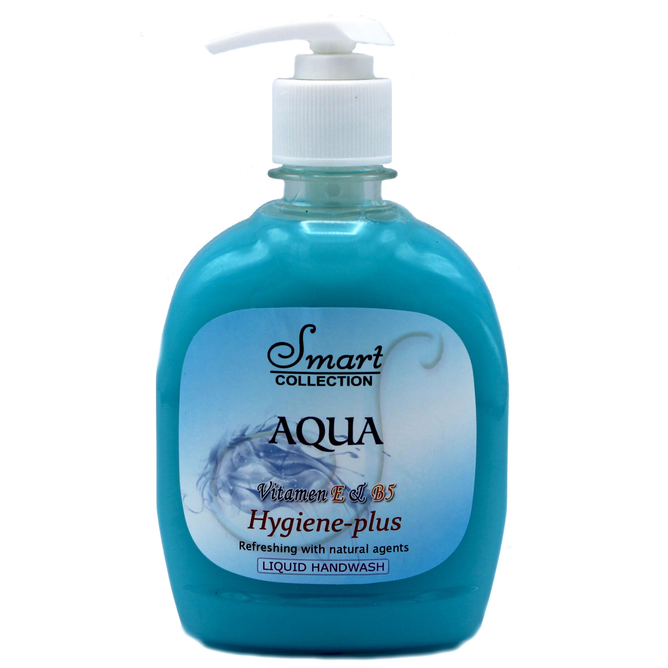مایع دستشویی اسمارت مدل Aqua مقدار 400 گرم