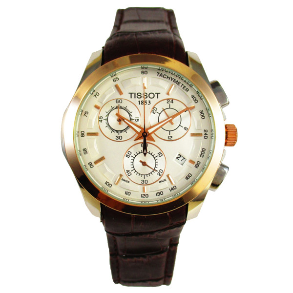 ساعت مچی عقربه ای مردانه تیسوت مدل  T035
