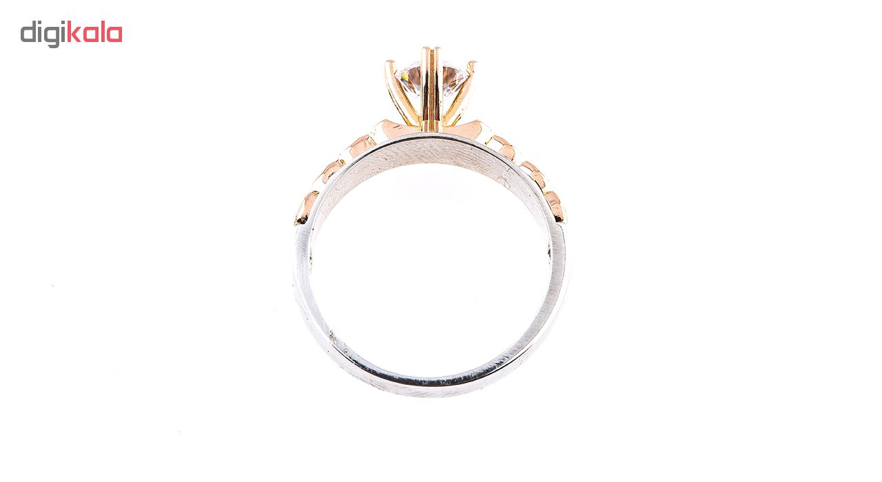 انگشتر طلا 18 عیار کد T376