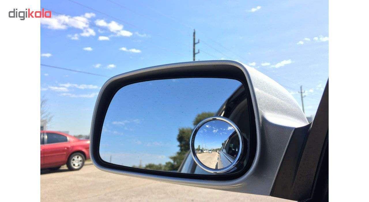 آینه نقطه کور خودرو مدل SLV بسته 2 عددی main 1 1