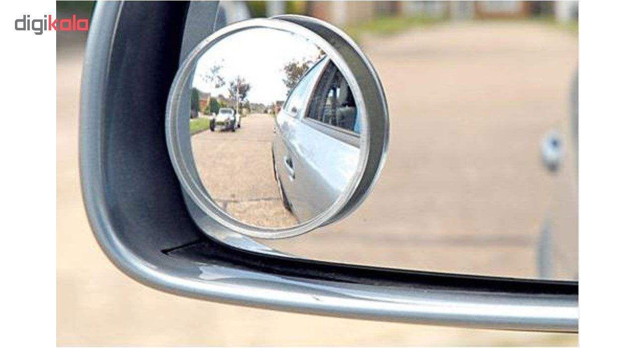 آینه نقطه کور خودرو مدل SLV بسته 2 عددی main 1 2