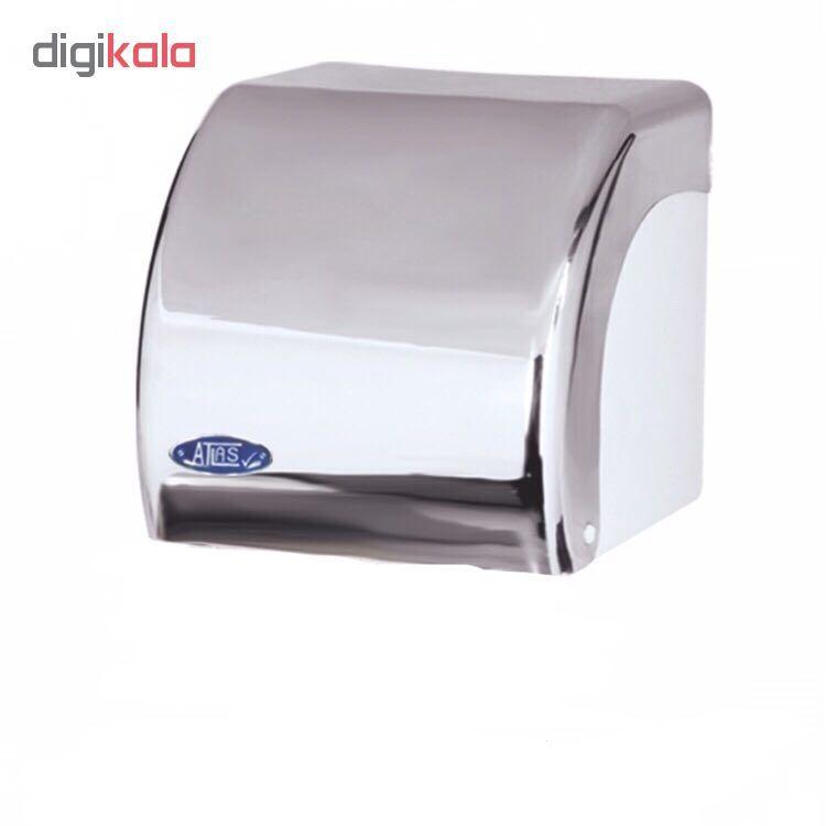 جا دستمال توالت اطلس مدل زارس کد 3 main 1 1