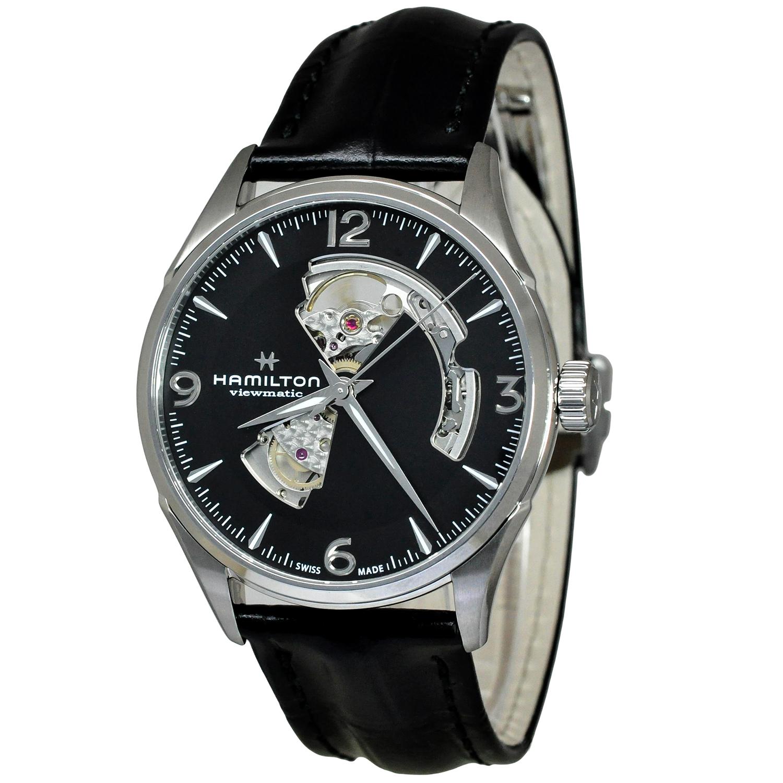 ساعت مچی عقربه ای مردانه همیلتون مدل h32705731 55