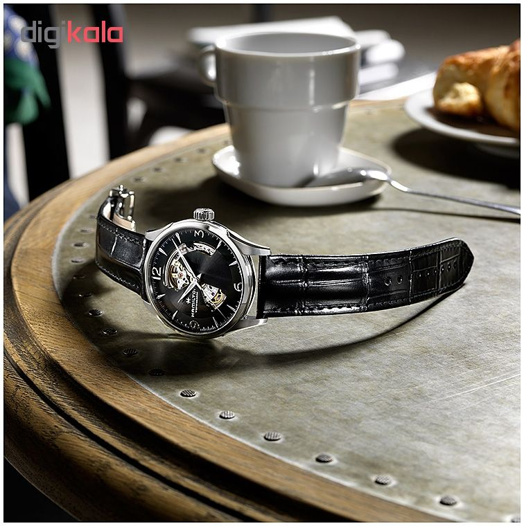 خرید ساعت مچی عقربه ای مردانه همیلتون مدل h32705731