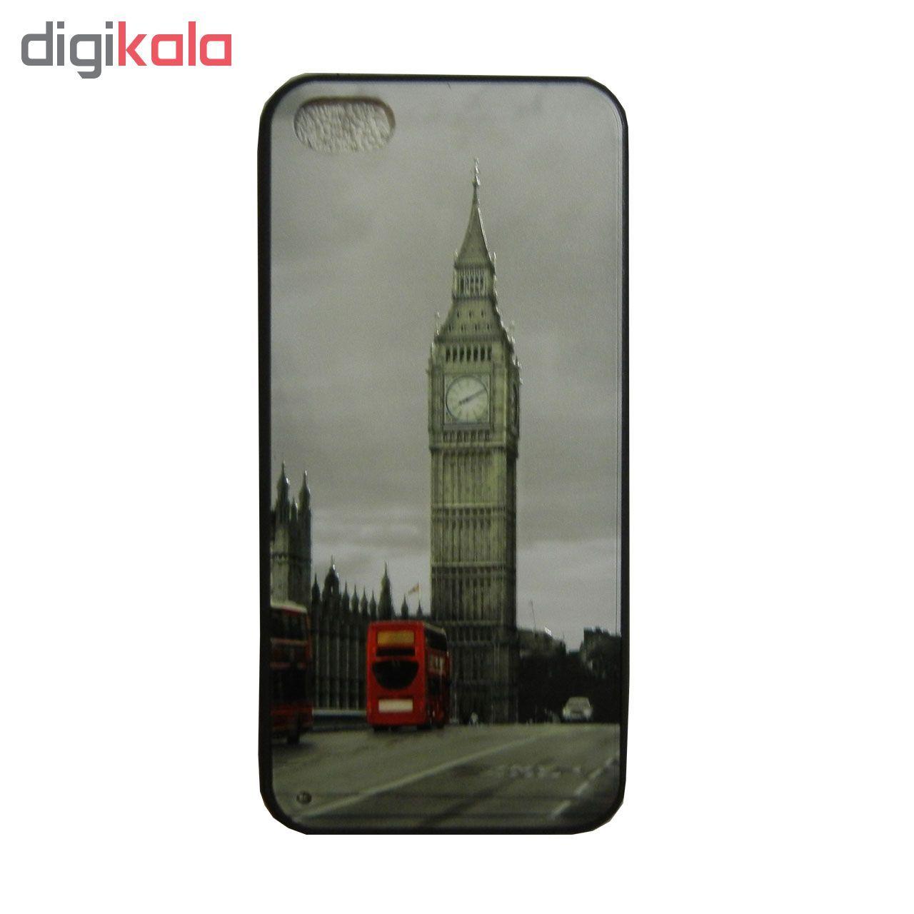 کاور مدل I52 مناسب برای گوشی موبایل اپل iPhone 5/5S/SE main 1 1