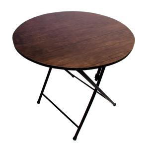 میز ناهارخوری میزیمو مدل تاشو کد 5611