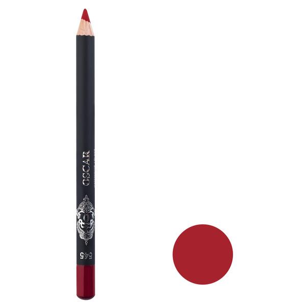 مداد لب اسکار مدل Waterproof Lipliner شماره 545