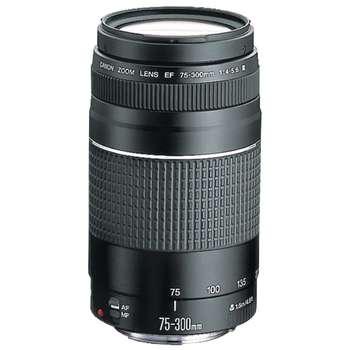 لنز کانن مدل EF 75-300 mm F/4.0-5.6 III