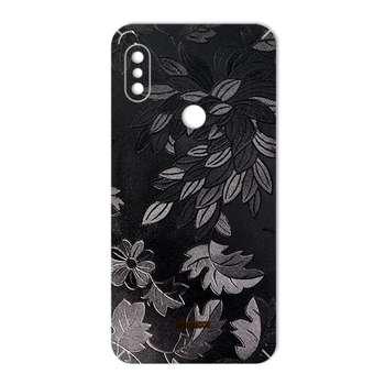 برچسب پوششی ماهوت مدل Wild-flower Texture مناسب برای گوشی  XIAOMI REDMI NOTE 6 PRO