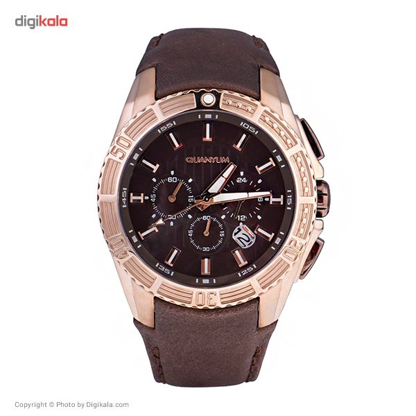 خرید ساعت مچی عقربه ای مردانه کوانتوم EXG356.442