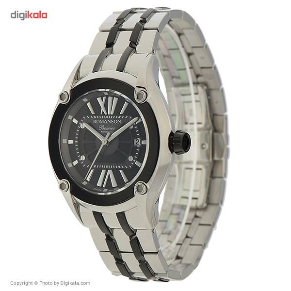 خرید ساعت مچی عقربه ای مردانه رومانسون مدل PM2608CM1DB32W