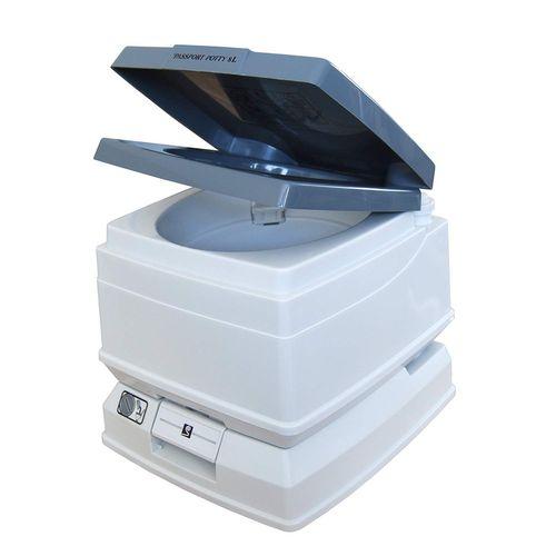 توالت فرنگی قابل حمل 18 لیتر مدل 6007