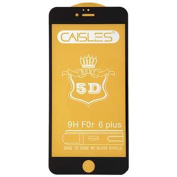 گلس محافظ صفحه نمایش مدل CAISLES مناسب برای گوشی موبایل اپل iPhone 6 Plus