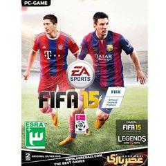 بازی کامپیوتری Fifa 15