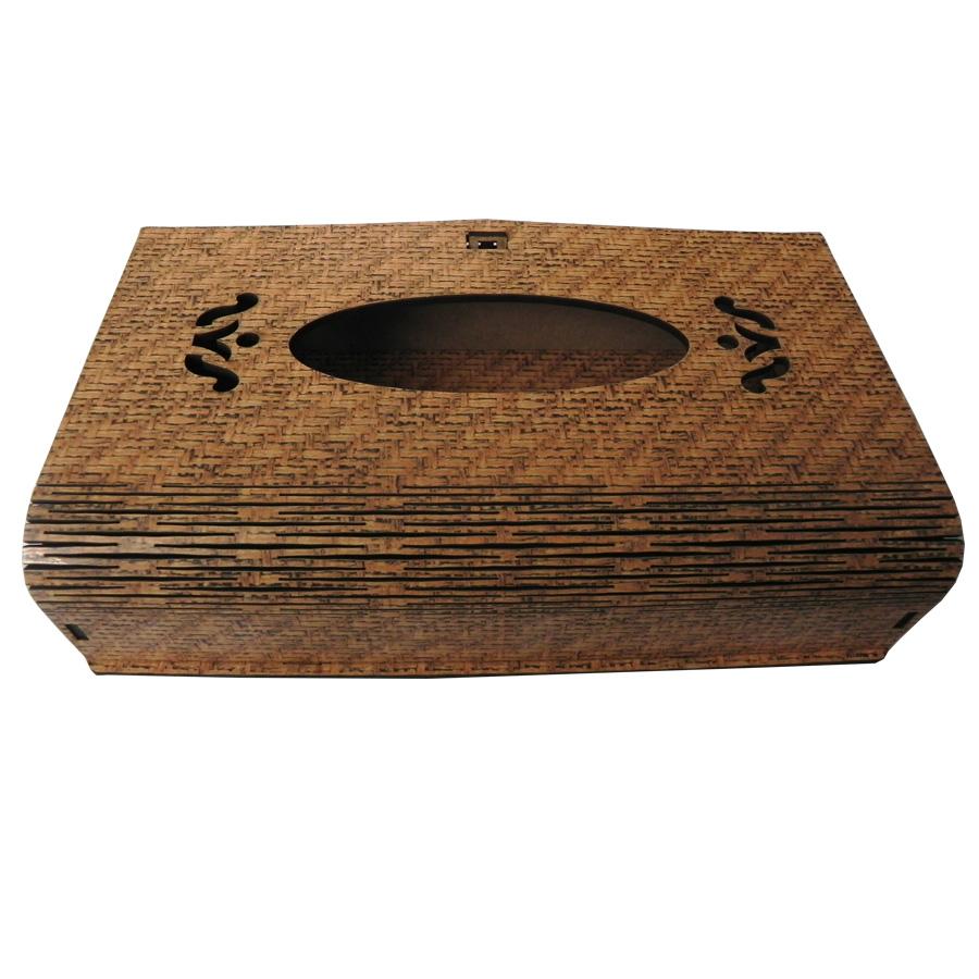 جعبه دستمال کاغذی کد 001