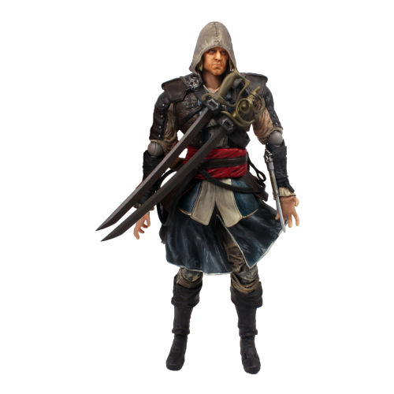 اکشن فیگور  پلی آرت مدل  Assassins Creed Black Flag