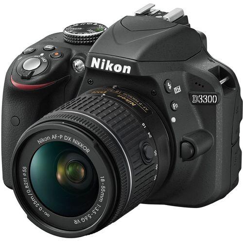دوربین دیجیتال نیکون مدل D3300 به همراه لنز 18-55 میلی متر VR AFP