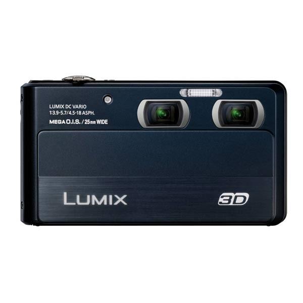 دوربین دیجیتال پاناسونیک لومیکس دی ام سی - 3 دی 1