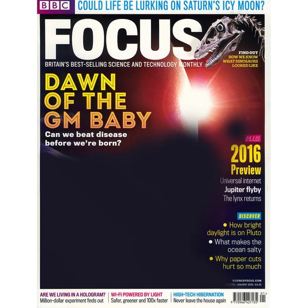 مجله فوکوس - ژانویه 2016