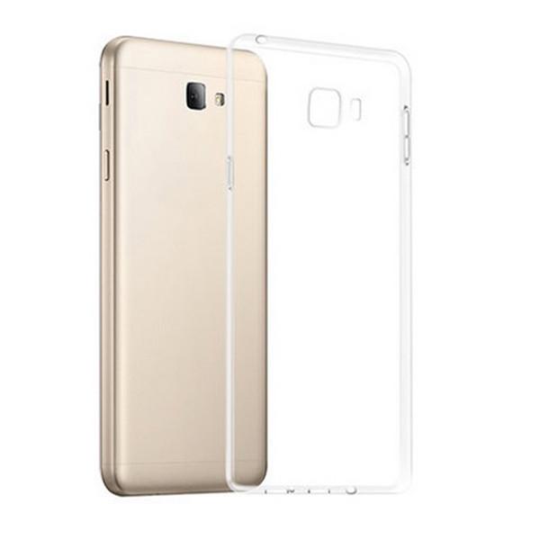 کاور ژله ای مدل ultra thin مناسب برای گوشی موبایل سامسونگ j7 prime