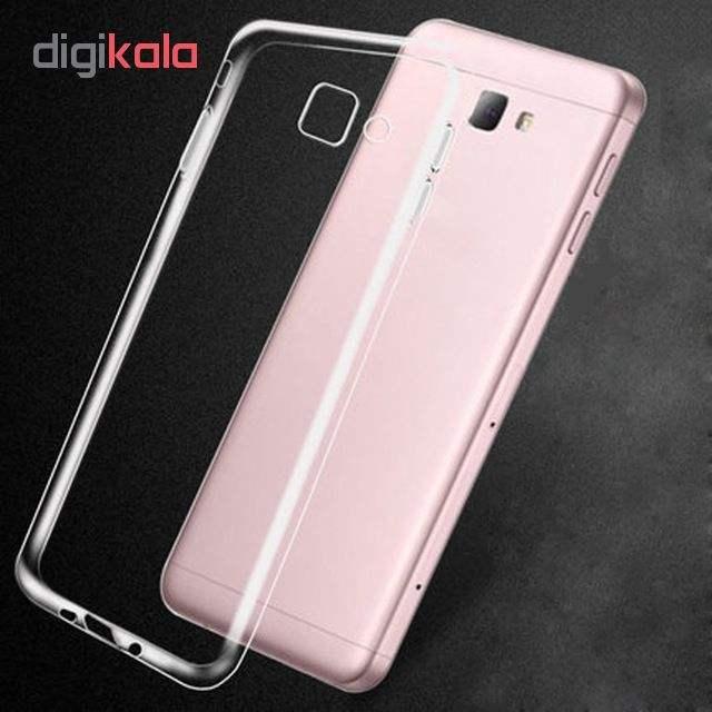کاور ژله ای مدل ultra thin مناسب برای گوشی موبایل سامسونگ j7 prime main 1 1