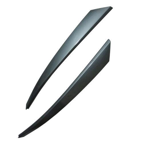 ابرویی چراغ جلو خودرو مدل NOK206 مناسب برای پژو 206 رنگ نوک مدادی