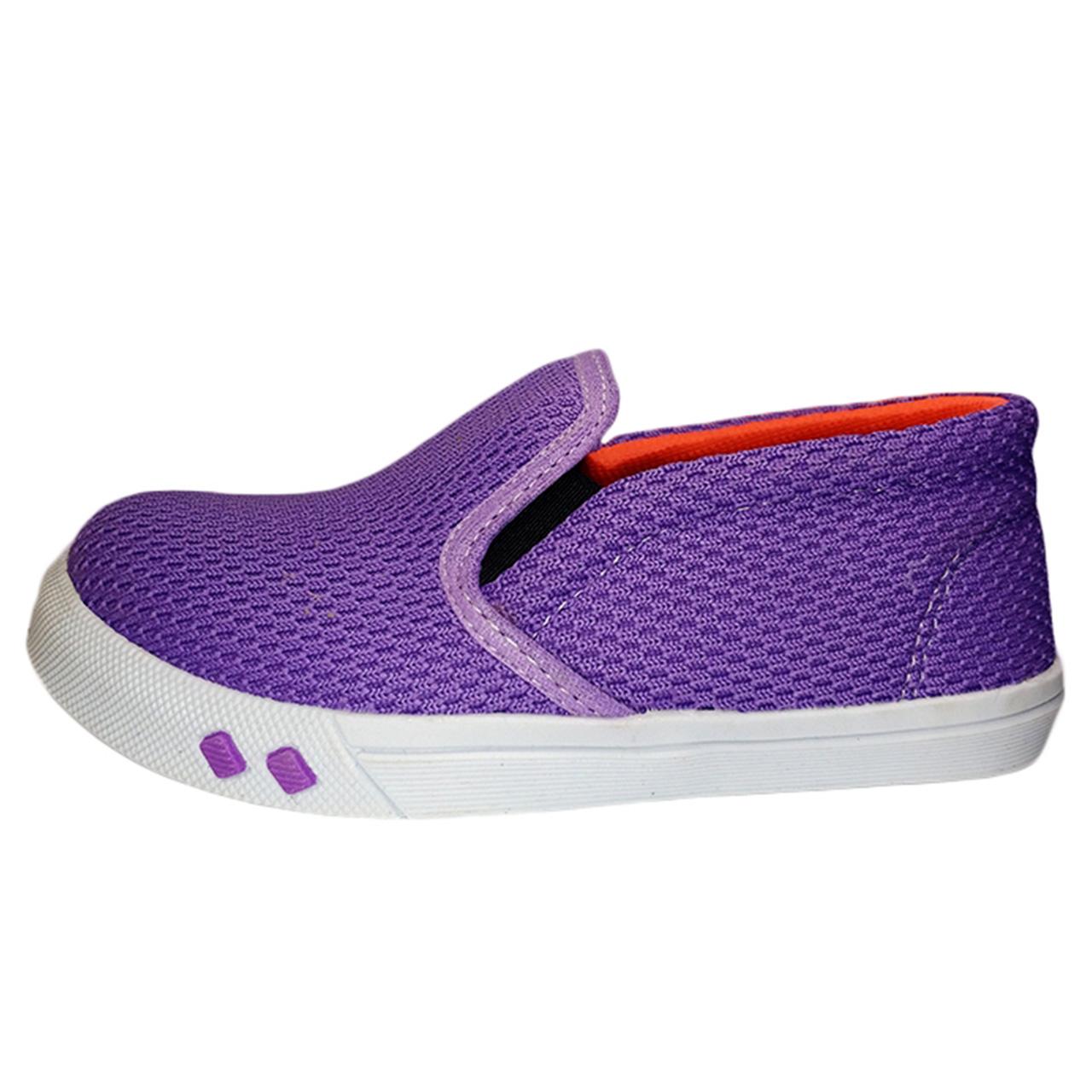 کفش بچه گانه مدل PURPLE_DS01