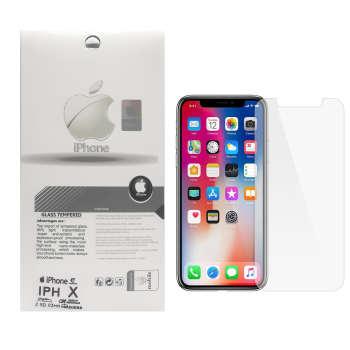 محافظ صفحه نمايش تسلا مدل Tempered مناسب براي گوشي موبایل اپل iphone X
