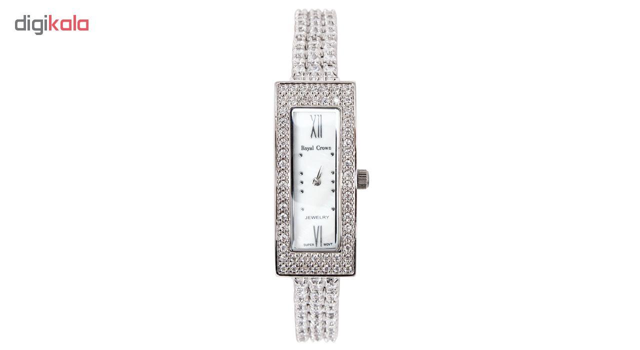 ساعت زنانه برند رویال کرون کد 10040011
