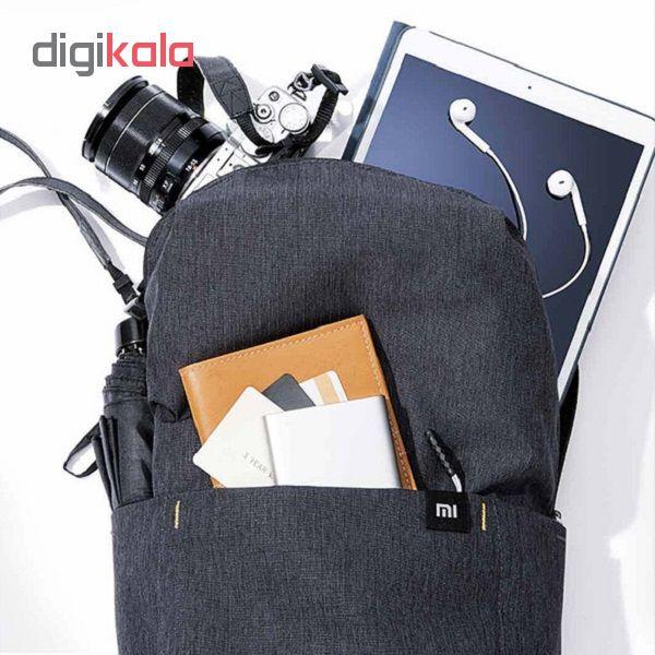 کوله پشتی لپ تاپ شیائومی مدل Urban Leisure مناسب لپ تاپ 11 اینچ