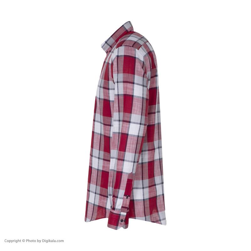پیراهن مردانه ال سی من مدل 02141084-048
