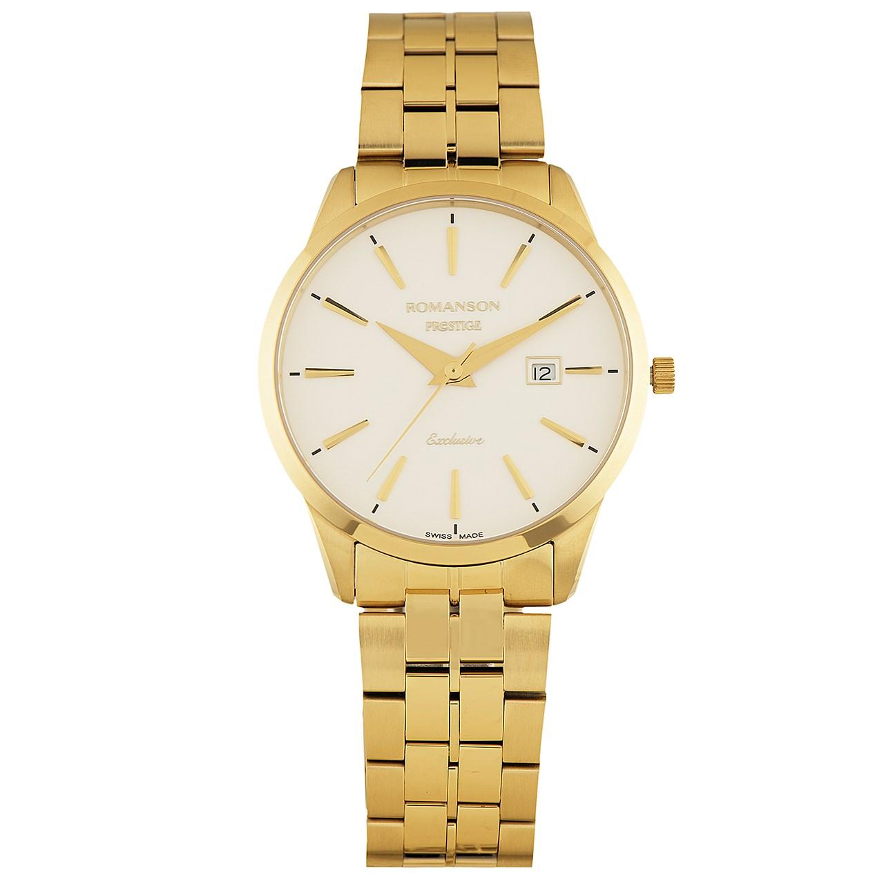 ساعت مچی عقربه ای مردانه رومانسون مدل TM3256MM1GA11G 24