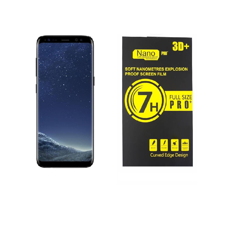 محافظ صفحه نمایش  مدل Nano TPU مناسب برای گوشی موبایل سامسونگ Galaxy S8