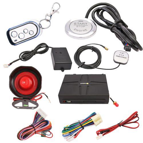 دزدگیر و ردیاب هوشمندخودرو مدل NBN-680 series
